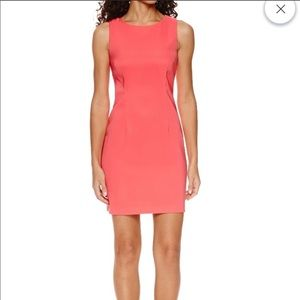 The Limited Work dress pink